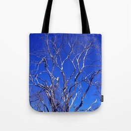 Dead Tree Defiance Tote Bag