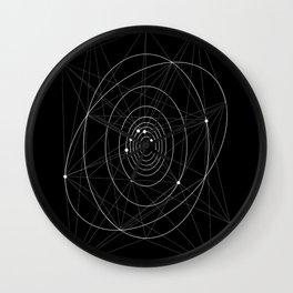 Orbit Wall Clock