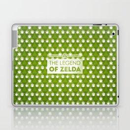 Zelda motif Laptop & iPad Skin