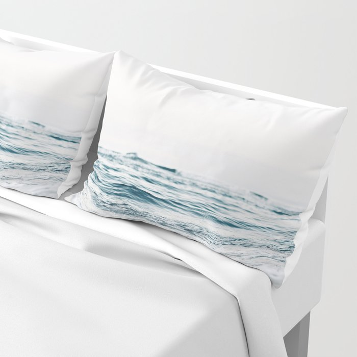 Ocean, waves Kissenbezug