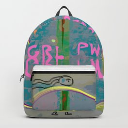 GRL PWR, Alissia World Backpack