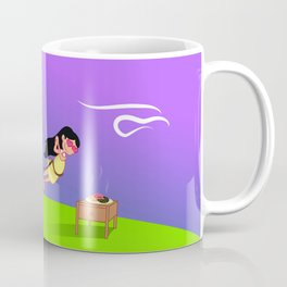 Falling In Love With Food Coffee Mug