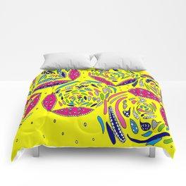 Birthday Pop Comforters