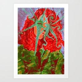 """Karen Star"" Art Print"