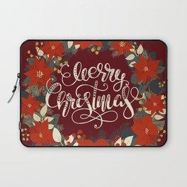Christmas Greetings 5 Laptop Sleeve