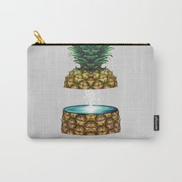 Pineapple Space Carry-All Pouch