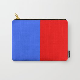 Flag of Paris 3 Carry-All Pouch