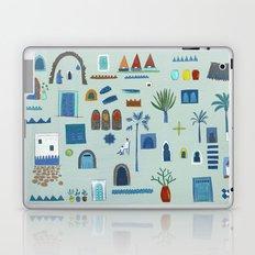 Morocco Sketch Laptop & iPad Skin