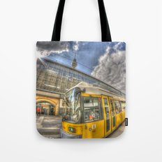 Berlin Tram Tote Bag