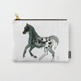 Horse (Leopard) Carry-All Pouch