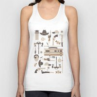 the walking dead Tank Tops featuring The Walking Dead by Tracie Andrews