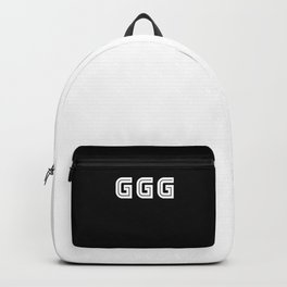 ggg Backpack