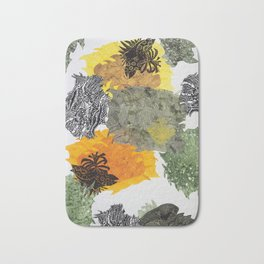 Carbonation Collection: spring Bath Mat