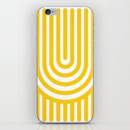 U, iPhone Skin