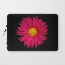 Pink Chrysanthemum Laptop Sleeve