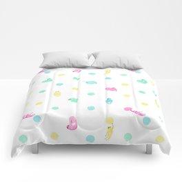 Sloth Dot Comforters