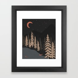 I've Been Here Before... Framed Art Print