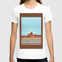 canada T-shirts featuring Canada. by Grant Pearce