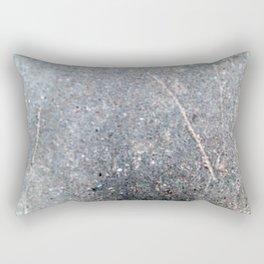 Texture of asphalt, road surface Rectangular Pillow