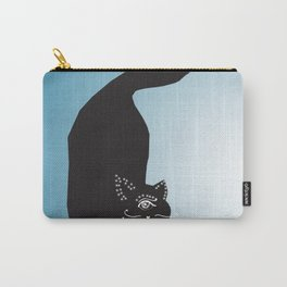 Strange Cat Carry-All Pouch
