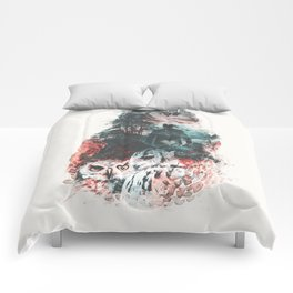 Not What They Seem Inspired by Twin Peaks Comforters