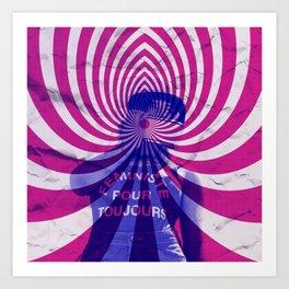 Positive Propaganda Art Print