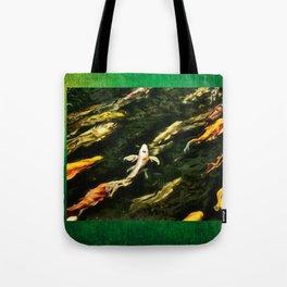 Upstream Dream Nature Portrait by Jeanpaul Ferro Tote Bag