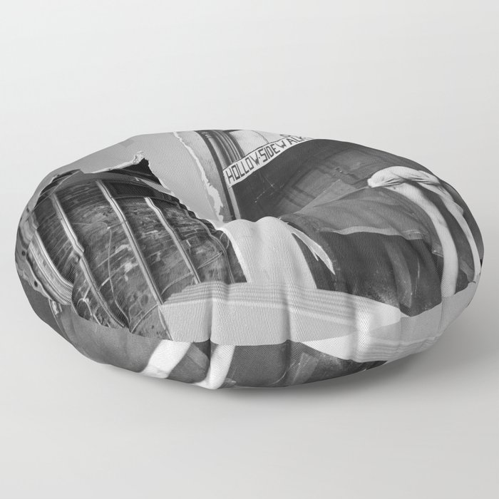 Zero Given Floor Pillow