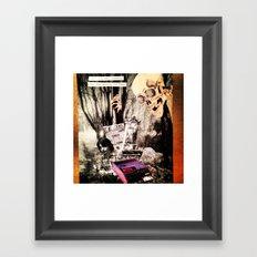 Brooks Stories Framed Art Print