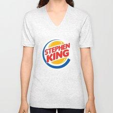 Stephen King Unisex V-Neck