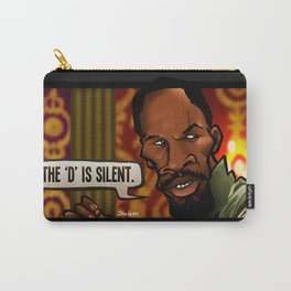 The D is Silent (Django) Carry-All Pouch