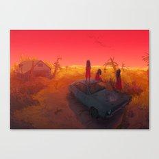 1996 Canvas Print