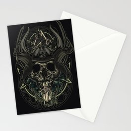 Man From Nowhere Stationery Cards
