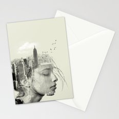 Reflection, New York City Stationery Cards