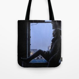 Elle se termine toujours comme ça // It always ends like this Tote Bag