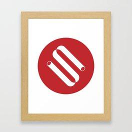 Siphon Logo 1 Framed Art Print