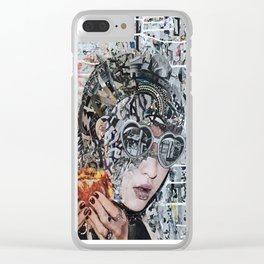Alter Ego Clear iPhone Case