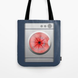 Octo-spin Tote Bag