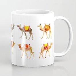 Cute watercolor camels Coffee Mug