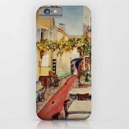 Ete en Eze iPhone Case