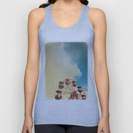 into the childhood Unisex Tank Top