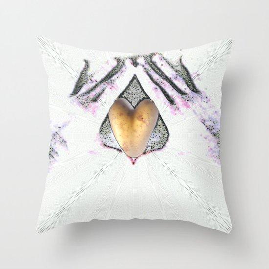 D7l3lb Throw Pillow
