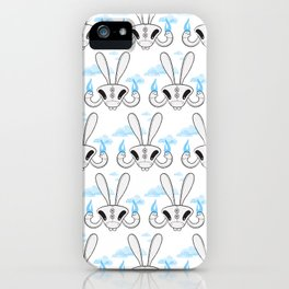 Rabbite iPhone Case