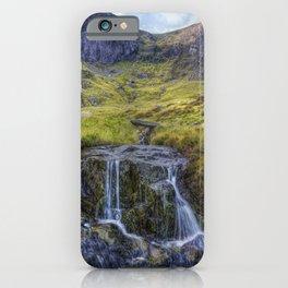 Lake Idwal Stream iPhone Case