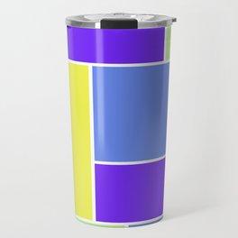 Abstract #461 Travel Mug