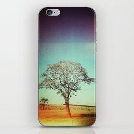 Light Tree iPhone Skin