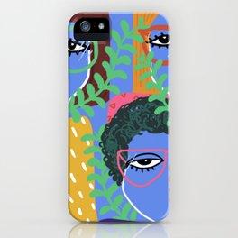 them eyes iPhone Case