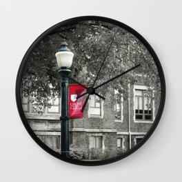 GCC Wall Clock