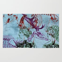 Our Young Bones Rug