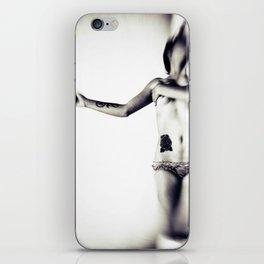 bleeding dreams iPhone Skin